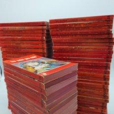 Libros de segunda mano: GRAN LOTE NOVELAS ( COLECCIÓN EL BUHO ) 80 LIBROS ( VER DESCRIPCIÓN Y FOTOS ). Lote 236930060