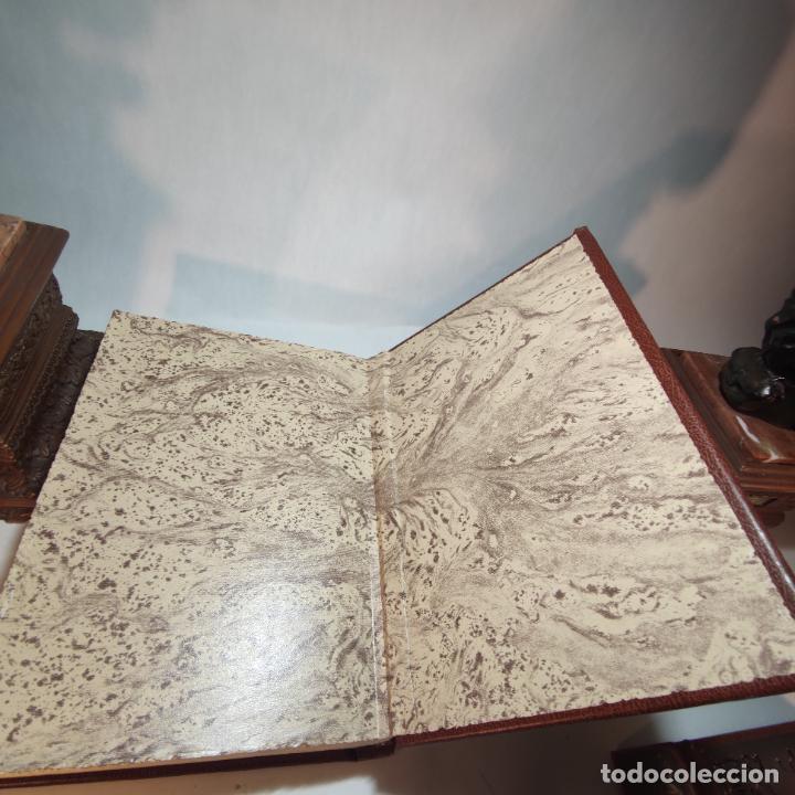 Libros de segunda mano: Don quijote de la mancha. Miguel de Cervantes. Edición Fascimil de 1605 y 1615. - Foto 16 - 236968975