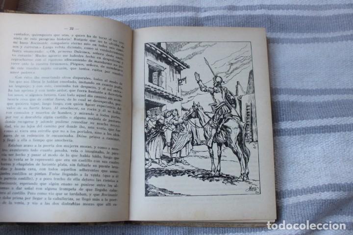 Libros de segunda mano: DON QUIJOTE DE LA MANCHA; HIJOS DE SANTIAGO RODRIGUEZ BURGOS; CASA EDITORIAL BURGOS AÑO1964 - Foto 2 - 236980670