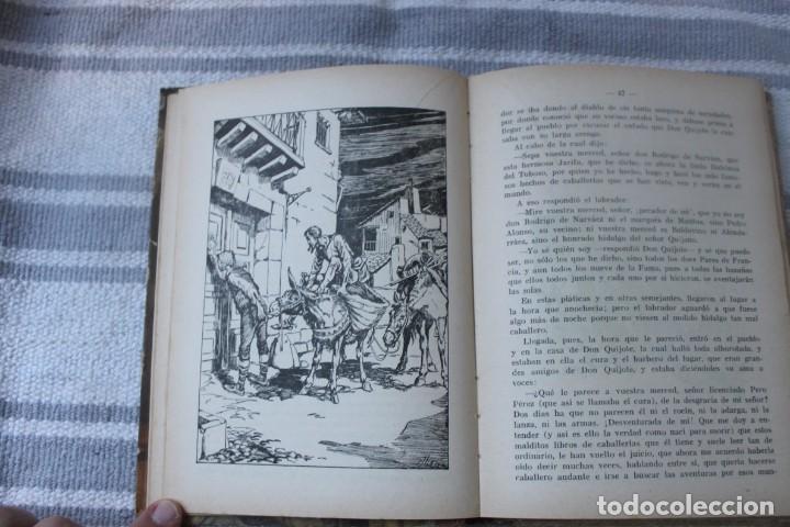 Libros de segunda mano: DON QUIJOTE DE LA MANCHA; HIJOS DE SANTIAGO RODRIGUEZ BURGOS; CASA EDITORIAL BURGOS AÑO1964 - Foto 3 - 236980670