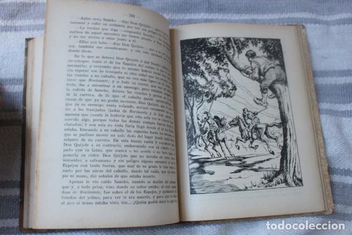 Libros de segunda mano: DON QUIJOTE DE LA MANCHA; HIJOS DE SANTIAGO RODRIGUEZ BURGOS; CASA EDITORIAL BURGOS AÑO1964 - Foto 4 - 236980670
