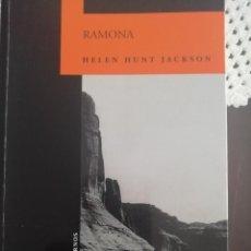 Libros de segunda mano: RAMONA, HELEN HUNT, ALFAGUARA. Lote 237181380