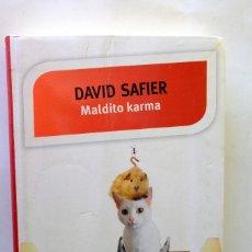 Libros de segunda mano: MALDITO KARMA. DAVID SAFIER. Lote 237190700