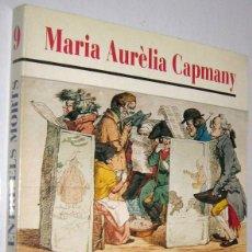 Libros de segunda mano: UN LLOC ENTRE ELS MORTS - MARIA AURELIA CAPMANY - EN CATALAN. Lote 237546790