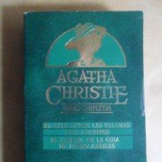 Libros de segunda mano: AGATHA CHRISTIE - OBRAS COMPLETAS Nº 27 - XXVII - ORBIS - 1983. Lote 237830540
