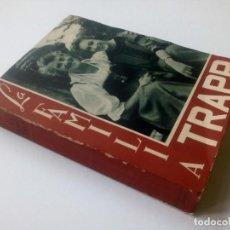 Libros de segunda mano: LA FAMILIA TRAPP - BARONESA M. A. TRAPP - EDICIONES GUADARRAMA - 3ª EDICIÓN - 1958. Lote 237907395