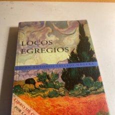 Libros de segunda mano: LOCOS EGREIDOS. Lote 238028380