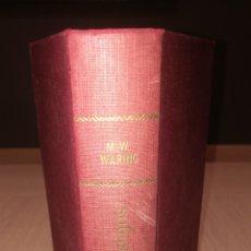 Libros de segunda mano: LOS TESTIGOS - M.W.WARING - EDITORIAL BRUGUERA. Lote 238335730