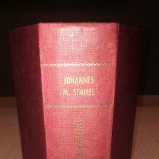 Libros de segunda mano: QUERIDA PATRIA - JOHANNES M. SIMMEL - EDITORIAL BRUGUERA. Lote 238336040
