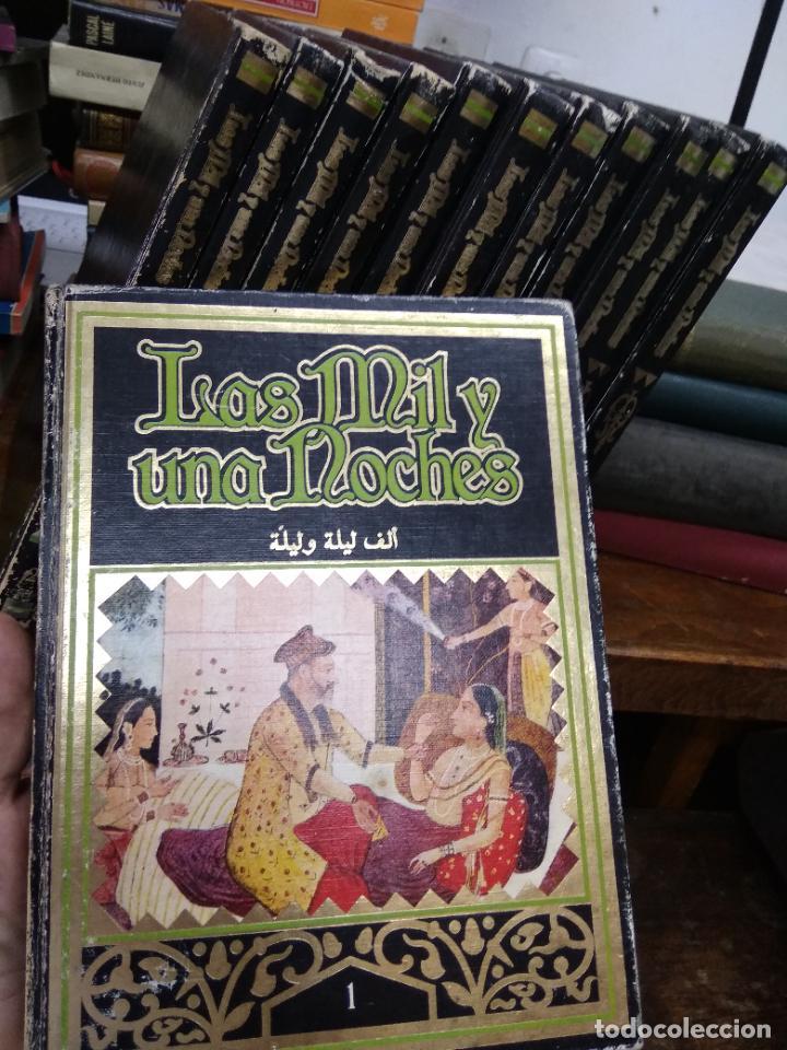 Libros de segunda mano: Las mil y una noches (12 tomos completa). Ed Orbis 1987. L.11649-1611 - Foto 3 - 238487500