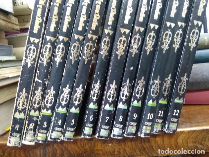 Libros de segunda mano: Las mil y una noches (12 tomos completa). Ed Orbis 1987. L.11649-1611 - Foto 5 - 238487500