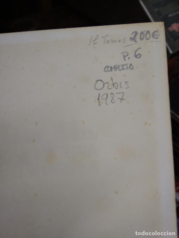 Libros de segunda mano: Las mil y una noches (12 tomos completa). Ed Orbis 1987. L.11649-1611 - Foto 6 - 238487500