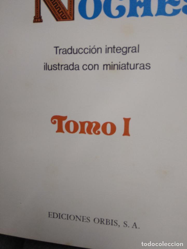Libros de segunda mano: Las mil y una noches (12 tomos completa). Ed Orbis 1987. L.11649-1611 - Foto 9 - 238487500