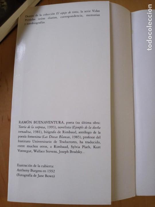 Libros de segunda mano: ANTHONY BURGESS YA VIVISTE LO TUYO - Foto 3 - 239717875