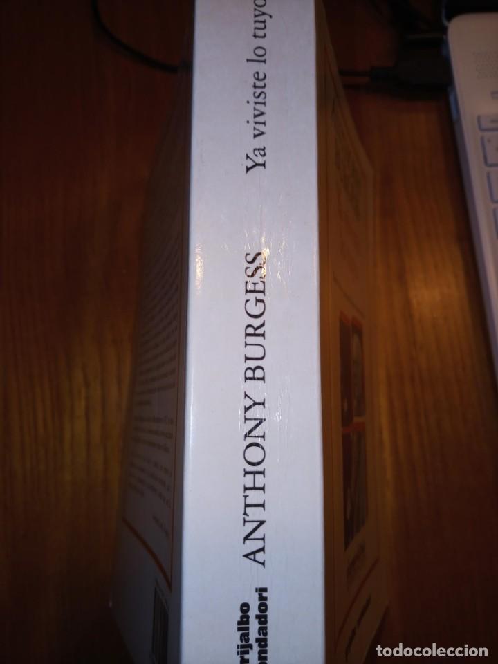 Libros de segunda mano: ANTHONY BURGESS YA VIVISTE LO TUYO - Foto 8 - 239717875