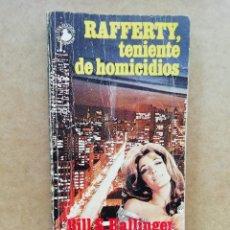 Libros de segunda mano: TENIENTE DE HOMICIDIOS. Lote 239841985
