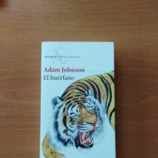 Libros de segunda mano: EL HUÉRFANO. ADAM JOHNSON. Lote 239967310