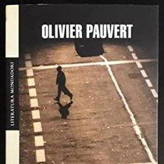 Libros de segunda mano: OLIVIER PAUVERT - NEGRO. Lote 240202450