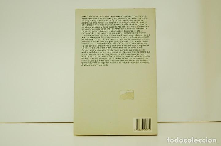 Libros de segunda mano: PEDRO ZARRALUKI - HOTEL ASTORIA - Foto 2 - 240368915