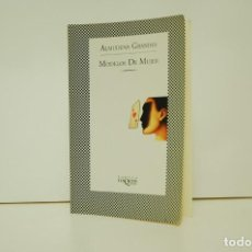 Libros de segunda mano: ALMUDENA GRANDES - MODELOS DE MUJER. Lote 240448660