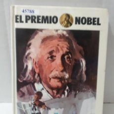 Libri di seconda mano: 45788 - ALBERT EINSTEIN - POR FLORES LAZARO - EDICIONES AHFA - Nº 9 - AÑO 1975. Lote 240574255
