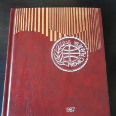 Libri di seconda mano: EN BUSCA DEL UNICORNIO. JUAN ESLAVA GALÁN.. Lote 240799895