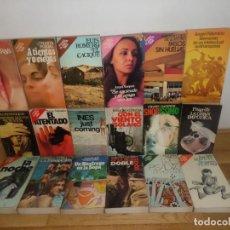 Libros de segunda mano: 18 LIBROS / NARRATIVA - A. MATUTE / A. DE LAIGLESIA / A. PALOMINO / C. LAFORET PLANETA Y MAS LIBROS. Lote 240829090