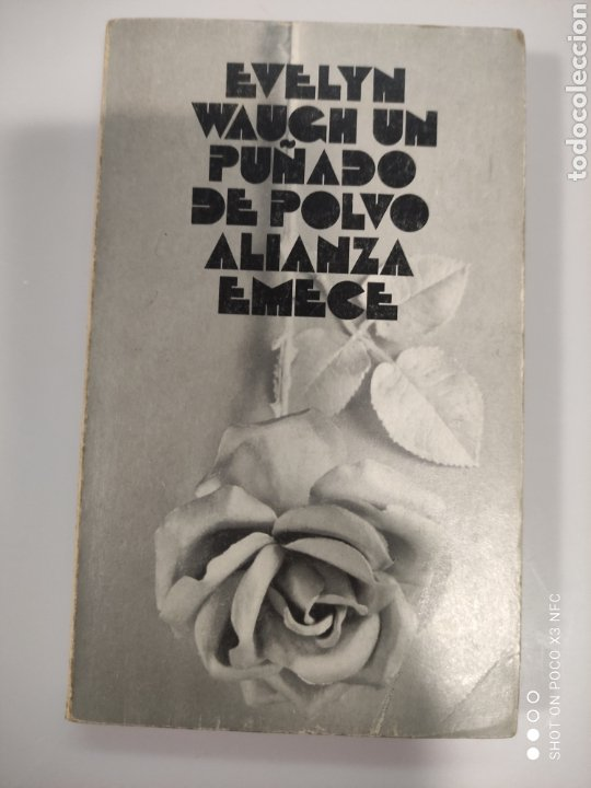 UN PUÑADO DE POLVO, EVELYN WAUGH (Libros de Segunda Mano (posteriores a 1936) - Literatura - Narrativa - Otros)