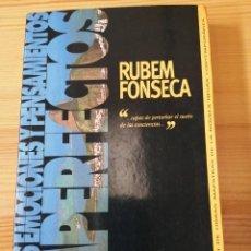 Libros de segunda mano: VASTAS EMOCIONES Y PENSAMIENTOS IMPERFECTOS, THASSALIA 1ª EDICION 1995,LIBRO. Lote 241021015