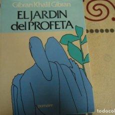 Libros de segunda mano: EL JARDIN DEL PROFETA. Lote 241263670