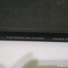 Libros de segunda mano: LAS TORRES DEL OLVIDO GEORGE TURNER TAPA DURA. Lote 241293840
