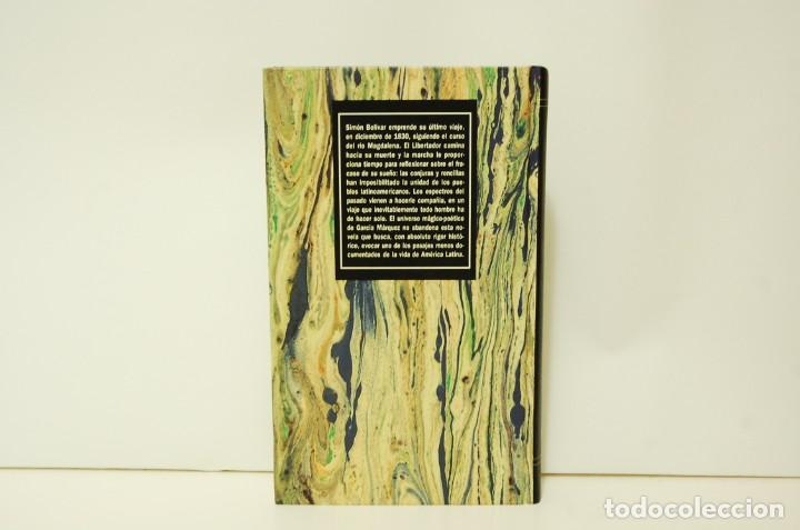 Libros de segunda mano: Gabriel García Márquez - El general en su laberinto - Foto 2 - 241331885