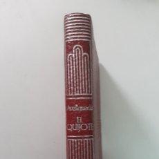 Libros de segunda mano: AGUILAR CRISOL EL QUIJOTE N°28 AVELLANEDA 1964. Lote 241389600
