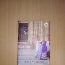 Libros de segunda mano: TRAS LA CELOSÍA. NAGUIB MAHFUZ. Lote 241468465