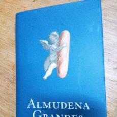 Livres d'occasion: ALMUDENA GRANDES: LOS BESOS EN EL PAN. Lote 241739235