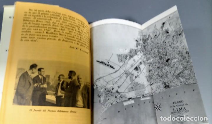 Libros de segunda mano: LA CIUDAD Y LOS PERROS - MARIO VARGAS LLOSA - 1963 - Foto 2 - 241762480