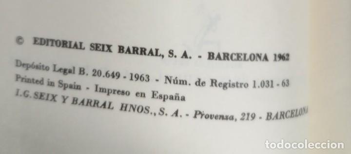 Libros de segunda mano: LA CIUDAD Y LOS PERROS - MARIO VARGAS LLOSA - 1963 - Foto 6 - 241762480