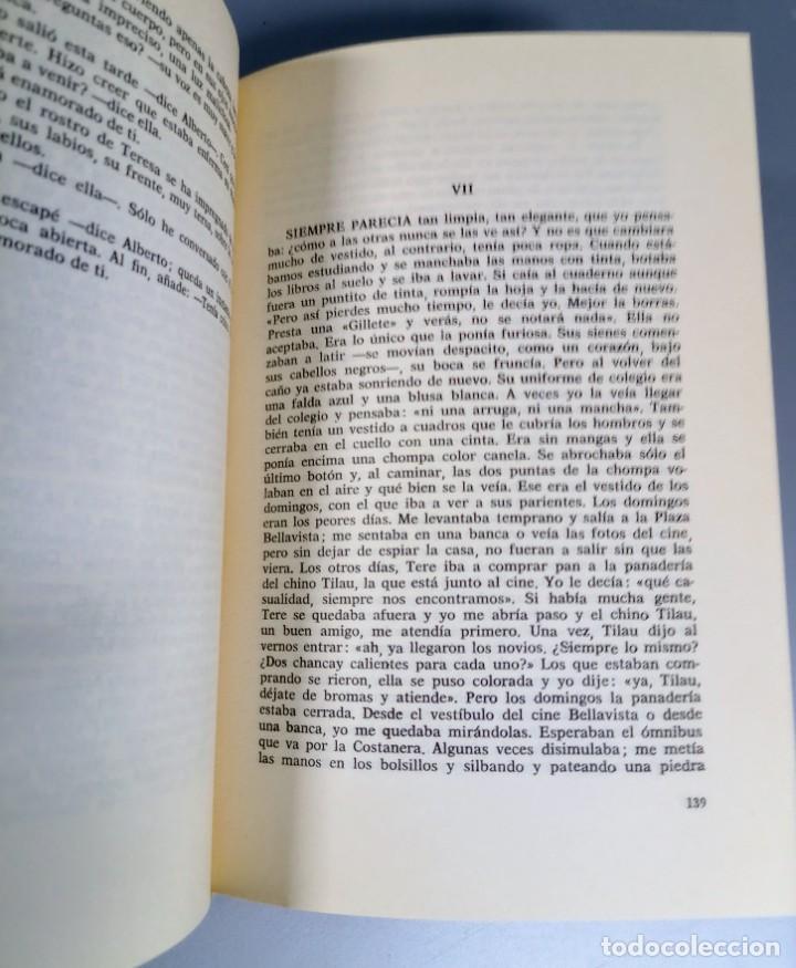 Libros de segunda mano: LA CIUDAD Y LOS PERROS - MARIO VARGAS LLOSA - 1963 - Foto 7 - 241762480
