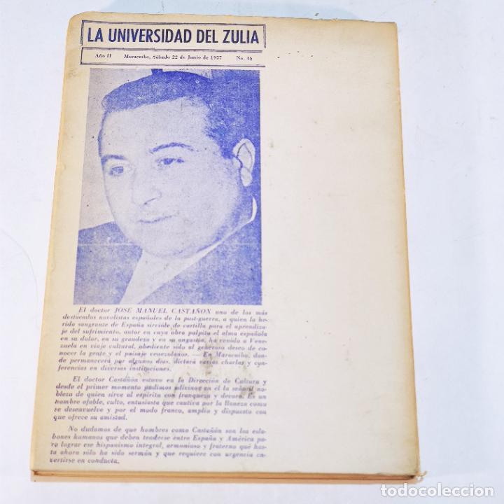 Libros de segunda mano: Una balandra encalla en tierra firme. Novela de emigrantes. Jose Manuel Castañón. Ediciones Paraguac - Foto 6 - 241764545