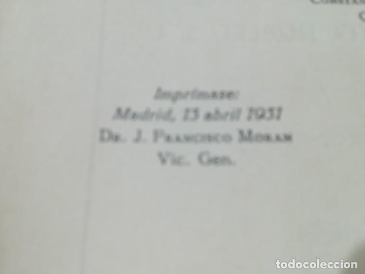 Libros de segunda mano: CAPULLOS / A HUBLET / RAZON Y FE 1931 / AF305 - Foto 6 - 242230655