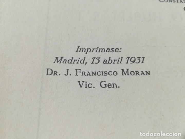 Libros de segunda mano: CAPULLOS / A HUBLET / RAZON Y FE 1931 / AF305 - Foto 7 - 242230655
