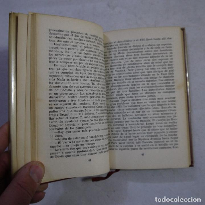 Libros de segunda mano: LOTE 4 NOVELAS DE BRUGUERA. TAPA DURA Y CUBIERTA GUAFLEX - 1971 - 1.ª EDICION - Foto 8 - 242344185