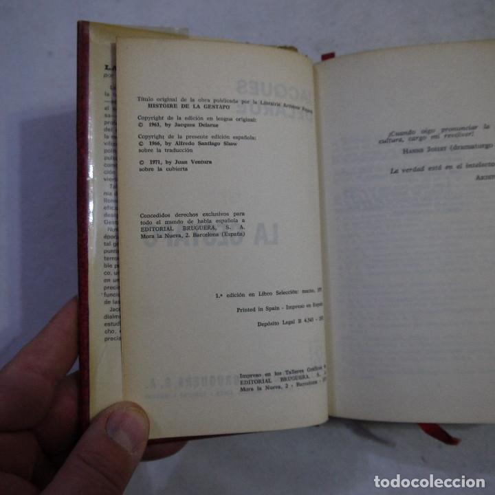 Libros de segunda mano: LOTE 4 NOVELAS DE BRUGUERA. TAPA DURA Y CUBIERTA GUAFLEX - 1971 - 1.ª EDICION - Foto 34 - 242344185