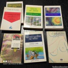 Libros de segunda mano: LOTE LIBROS EN GALEGO. Lote 242370515