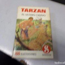 Libros de segunda mano: SERIE TARZAN BRUGUERA NUMERO 1. Lote 242477815