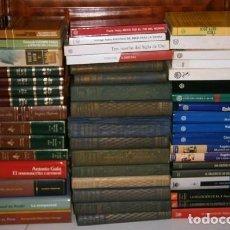Libros de segunda mano: LOTE DE 50 NOVELAS ANTIGUAS VARIADAS DE GRANDES EXITOS DE LA EDITORIAL PLANETA (VER LA DESCRIPCIÓN). Lote 240975110