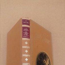 Libros de segunda mano: 2 LA ISLA DEL TESORO -UNA INVERNADA ENTRE LOS HIELOS MARTÍN PAZ XVI (JULIO VERNE EDICIÓN NAUTA. Lote 243215900