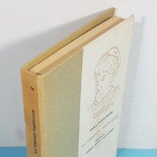 Libros de segunda mano: LA CUESTION PALPITANTE, EMILIA PARDO BAZAN, BIBLIOTECA ANAYA 1966. 183 PAGINAS TAPA DURA. Lote 243786095