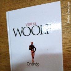 Libros de segunda mano: VIRGINIA WOOLF: ORLANDO. Lote 243855665