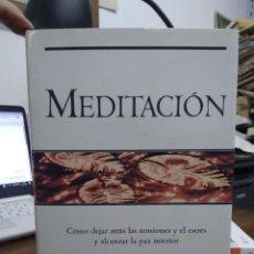 Libros de segunda mano: MEDITACIÓN, BRIAN WEISS. L.24003. Lote 243884185